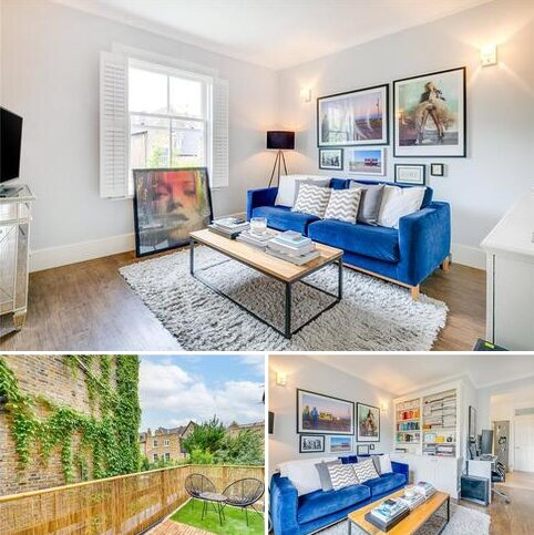 2 bedroom apartment for sale - Dents Road, London, SW11