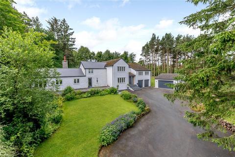5 bedroom detached house for sale - Hafod Road, Gwernymynydd, Mold, CH7