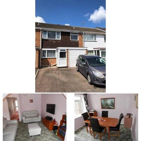 3 bedroom terraced house for sale - Broom Drive, Kings Heath, Birmingham