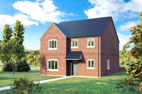 4 bedroom detached house for sale - Plot 8, Grainfields, Digby, Lincoln, LN4