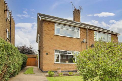 3 bedroom semi-detached house for sale - Grasmere Road, Long Eaton, Derbyshire, NG10 4EF