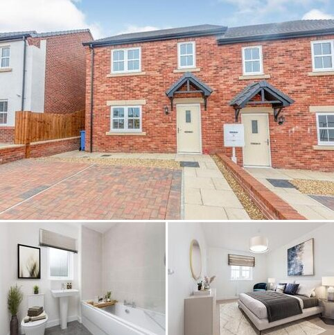 2 bedroom semi-detached house for sale - Plot 32, 2 Bedroom House at Heaton Way, Heaton Way, Dowbridge PR4