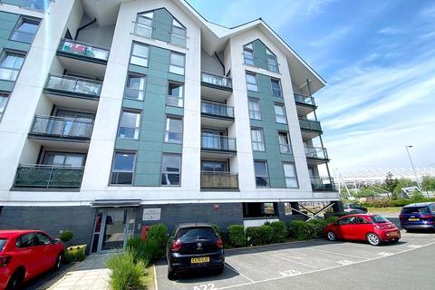 1 bedroom flat for sale - Phoebe Road, Copper Quarter, Swansea. SA1 7GA