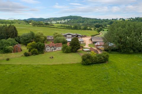 Farm for sale - The Ham Farm Estate, Clifton Upon Teme, Worcestershire, WR6 6DU