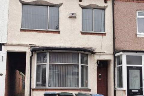 5 bedroom terraced house to rent - Kingsland Avenue, Chapelfields, Coventry, CV5
