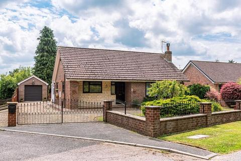 3 bedroom detached bungalow for sale - Glenroyd, Barton Hill, Whitwell on the Hill, YO60 7JZ