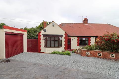 3 bedroom semi-detached bungalow for sale - Wyvern Square, Sunderland, SR2