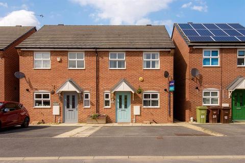 2 bedroom semi-detached house for sale - Beamshaw Close, Castleford, WF10 2QU