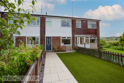 3 bedroom terraced house for sale - Horsefield Avenue, Whitworth, Rochdale, Lancashire, OL12