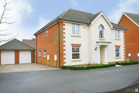 4 bedroom detached house for sale - Peregrine Mews, Cringleford