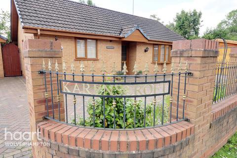 2 bedroom bungalow for sale - Wood Hayes Road, Wolverhampton