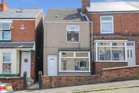 3 bedroom end of terrace house for sale - Dowdeswell Street, Chesterfield