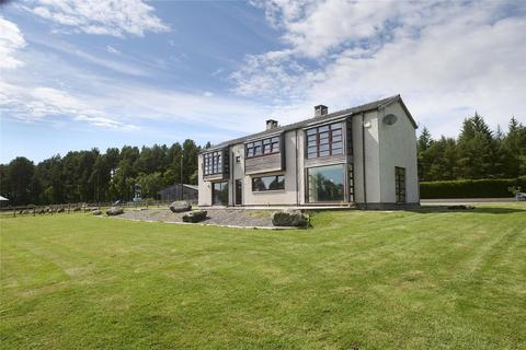 4 bedroom detached house for sale - West Knockbain Mains House, Munlochy, Highland, IV8
