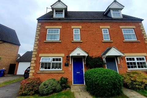 3 bedroom semi-detached house to rent - 20a Lapsley Drive