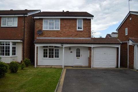 3 bedroom detached house for sale - Miles Meadow Close, Willenhall, WV12