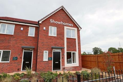 3 bedroom terraced house for sale - Blythe Fields, Uttoxeter Road, Blythe Bridge