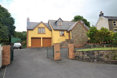 4 bedroom property with land for sale - Ciffig, Whitland