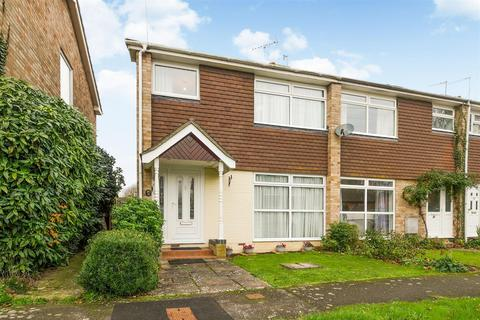 3 bedroom end of terrace house for sale - Woodgate Park, Woodgate