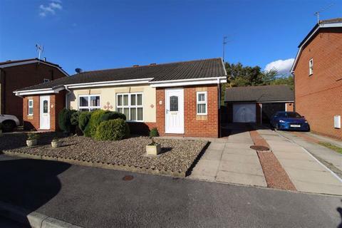 2 bedroom semi-detached bungalow for sale - Marchant Close, Beverley, East Yorkshire