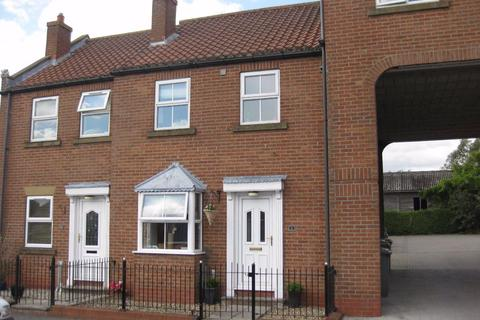 2 bedroom terraced house to rent - Holme Court, Market Weighton