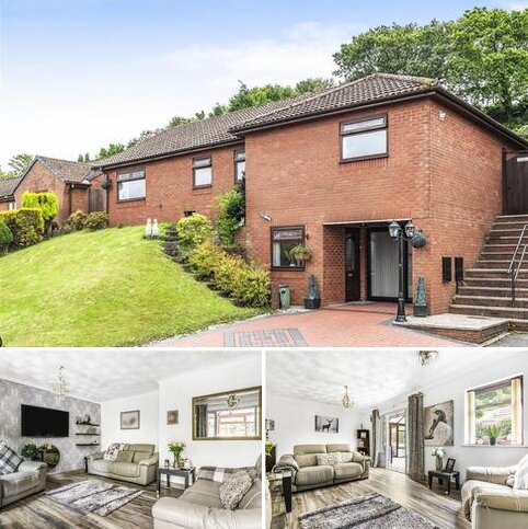 3 bedroom detached bungalow for sale - St. Peters Avenue, Fforestfach, Swansea