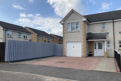 3 bedroom semi-detached house for sale - 1 KYLE PLACE COATBRIDGE ML5 5HL