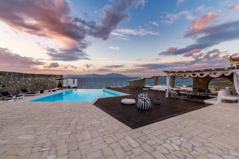 5 bedroom villa - Mykonos