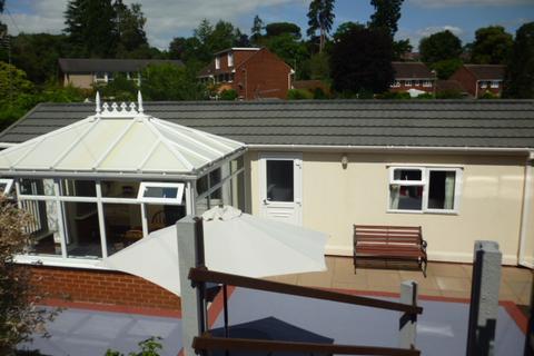 1 bedroom park home for sale - WHITE HARTE CARAVAN PARK, OFF HIGH STREET, KINVER, STOURBRIDGE DY7