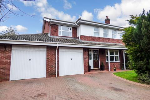 4 bedroom detached house for sale - The Birches, Sunniside, Newcastle upon Tyne, Tyne and wear, NE16 5EU