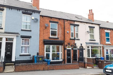 4 bedroom terraced house to rent - Alderson Place, Sheffield, S2