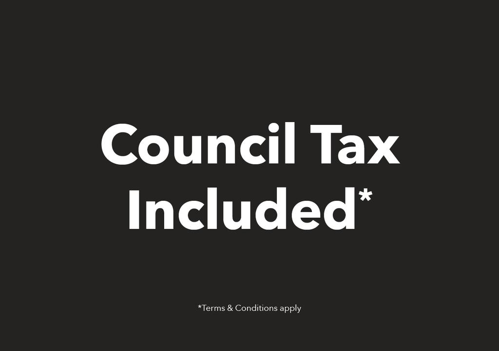 Council Tax Included