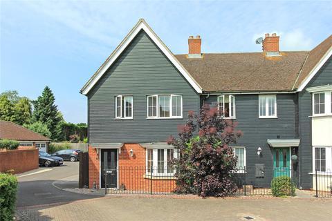 3 bedroom end of terrace house for sale - Violet Court, Sittingbourne, ME10