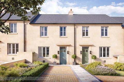 3 bedroom terraced house for sale - The Foxcote At Holburne Park, Warminster Road, Bath, BA2
