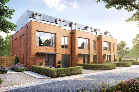 4 bedroom terraced house for sale - Plot 2, Cavendish Place, Hill Top Road, Oxford, OX4