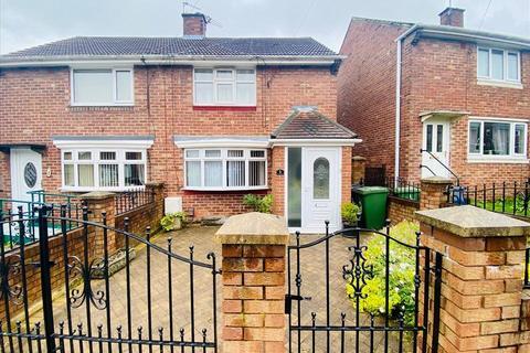 2 bedroom semi-detached house for sale - ARNOLD ROAD, FARRINGDON, Sunderland South, SR3 3JU