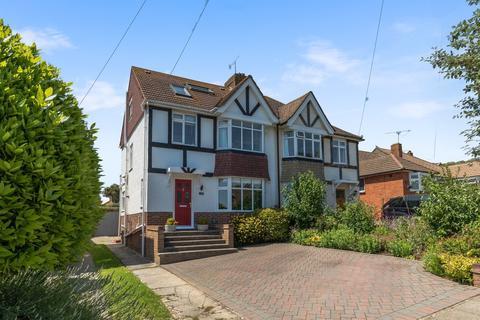 4 bedroom semi-detached house for sale - Rossiter Road, Lancing
