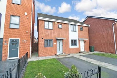 2 bedroom semi-detached house to rent - Kynance Grove, Bilston, WV14