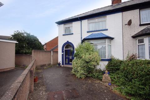 3 bedroom semi-detached house for sale - Hywel Place, Llandudno