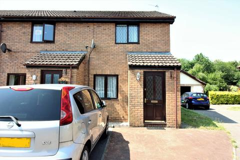 2 bedroom end of terrace house for sale - Honeysuckle Close, Rogerstone, Newport