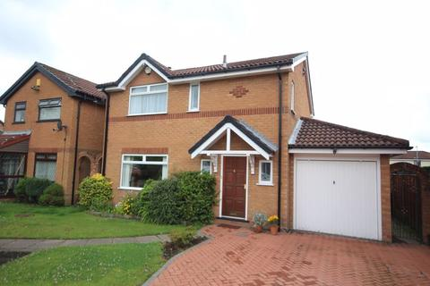 4 bedroom detached house for sale - WALLWORK CLOSE, Norden, Rochdale OL11 5FB