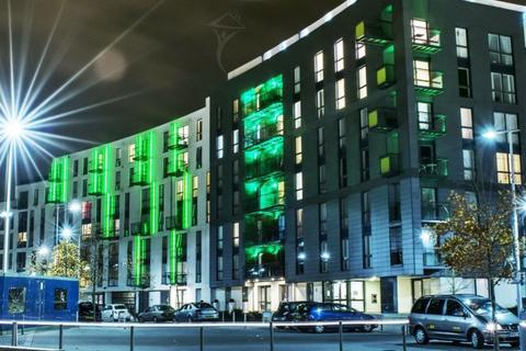 1 bedroom flat to rent - Hemisphere Apartments, Edgbaston, B5 7SB