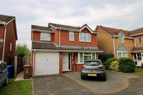 4 bedroom detached house for sale - Miles Hawk Way, Mildenhall