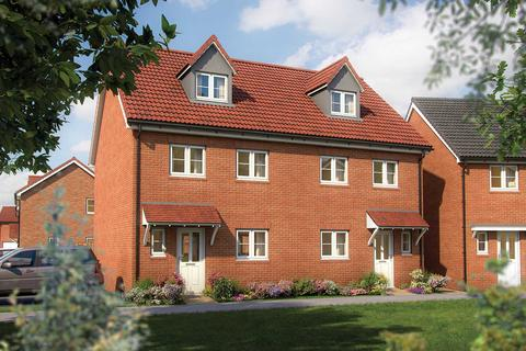 4 bedroom semi-detached house for sale - Plot 39, The Aldridge at Green Oaks, Rudloe Drive, Quedgeley, Gloucestershire GL2