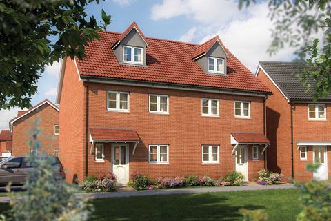 4 bedroom terraced house for sale - Plot 40, The Aldridge at Green Oaks, Rudloe Drive, Quedgeley, Gloucestershire GL2