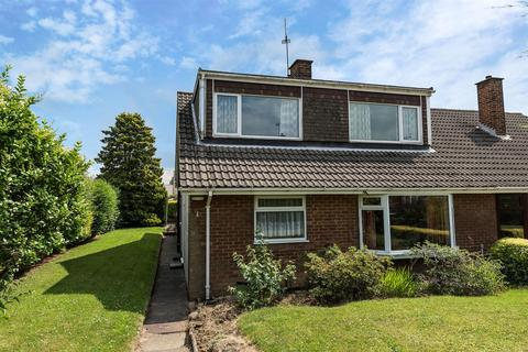 3 bedroom semi-detached bungalow for sale - Willow Court, Calow, Chesterfield