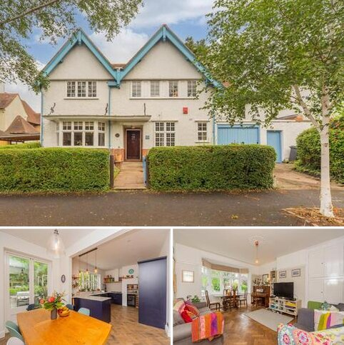 5 bedroom detached house for sale - Morland Avenue, Stoneygate, Leicester