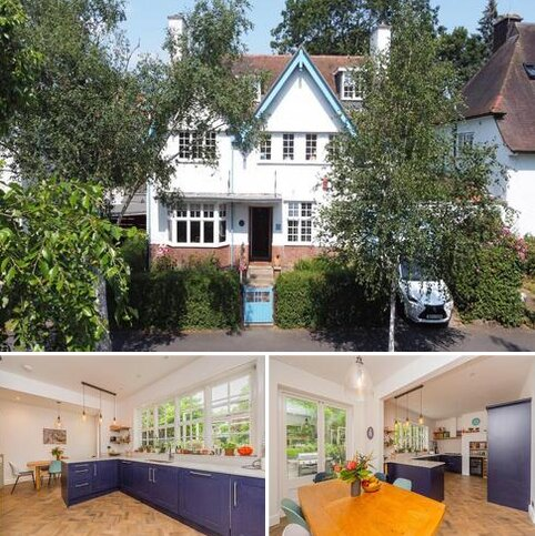 5 bedroom character property for sale - Morland Avenue, Stoneygate, Leicester