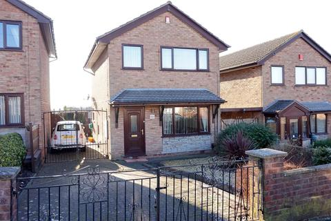 3 bedroom detached house to rent - Hoveringham Drive, Eaton Park, Stoke-On-Trent