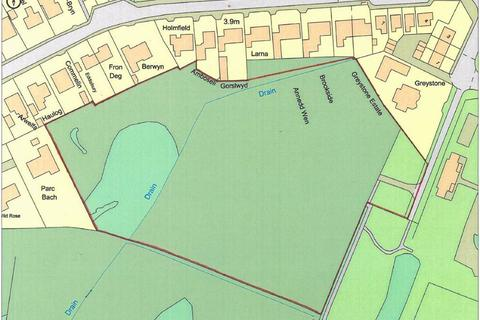 Farm land for sale - Station Road, Valley, Anglesey, LL65