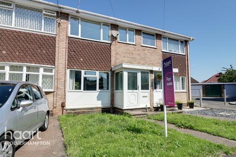3 bedroom terraced house for sale - Tibberton Close, Wolverhampton